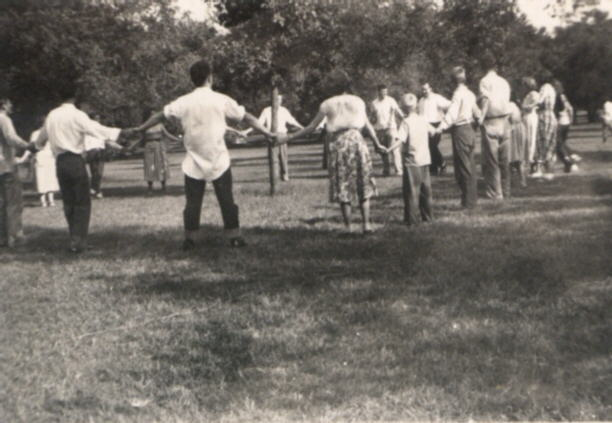 Family Circle 1949