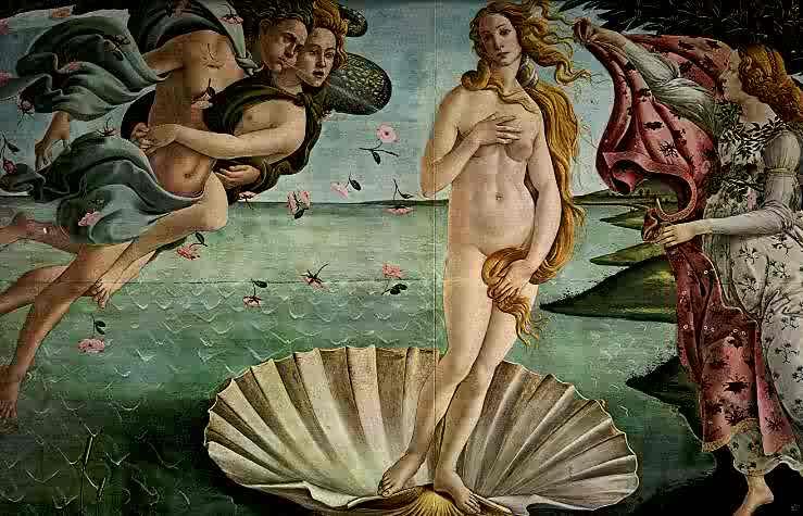 Aphrodite - Grand Goddess of Love. by RosyBlueStar. Birth ... 44be5529a94